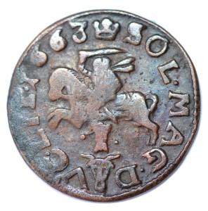 I 6 Oliwa 1663 - 1 r