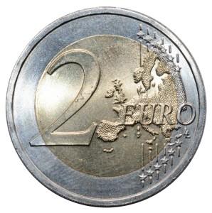 obce 10 XX wiek 2 euro Słowacja a