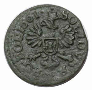 I 6 Kraków 1661-3, c r