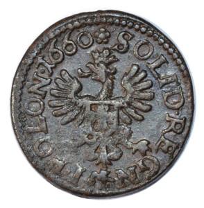 I 6 Kraków 1660-1 r