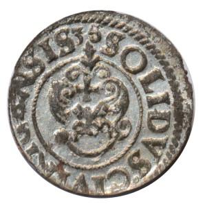II ok. szw. Krystyna Ryga 1635 r
