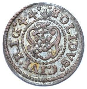 II ok. szw. Krystyna Ryga 1644 r