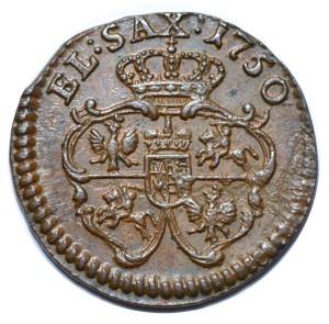 I 10 Drezno 1750 r
