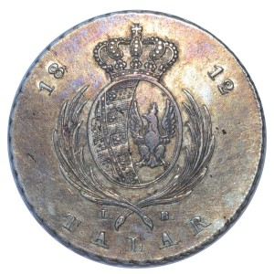 Księstwo Warszawskie 1812 r
