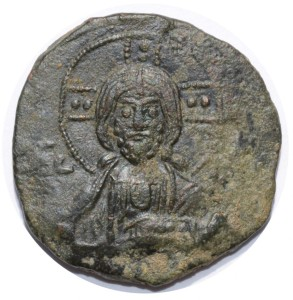 bizancjum-follis-konstantyn-viii-i-bazyli-ii-976-1025-9-2014